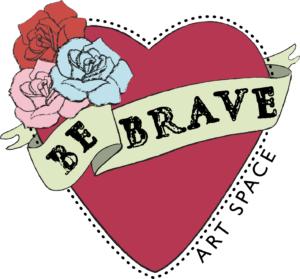 Be Brave Artspace logo