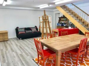 Studio & workshop space