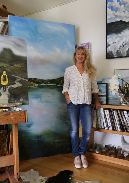 Amanda Fuller Be Brave Artspace Avalon