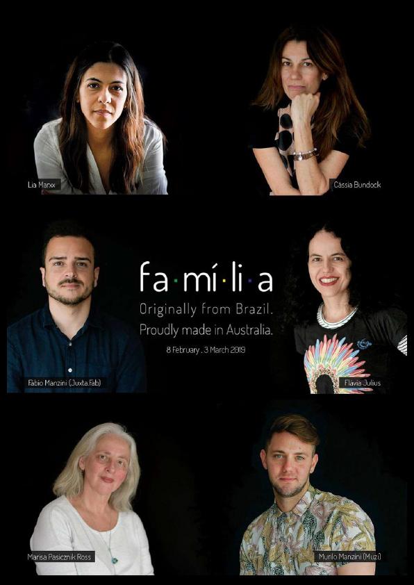 Familia - group exhibition