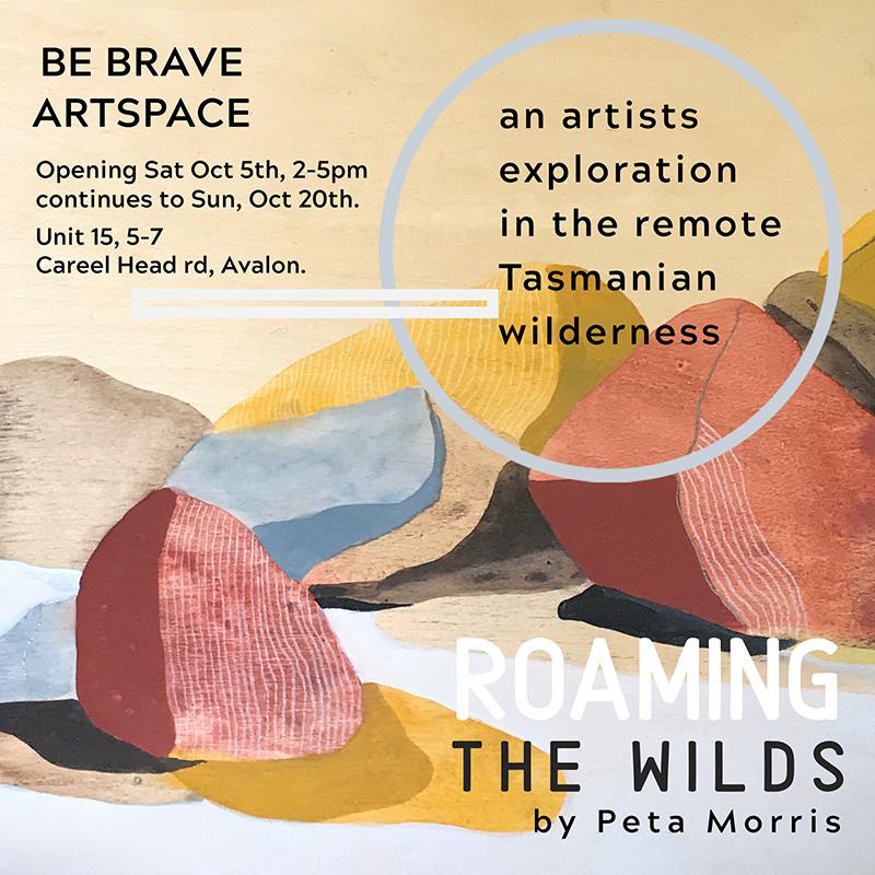 Peta Morris art exhibition Avalon NSW