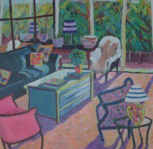 Woollahra Interior by Jackie Fewtrell Gobert