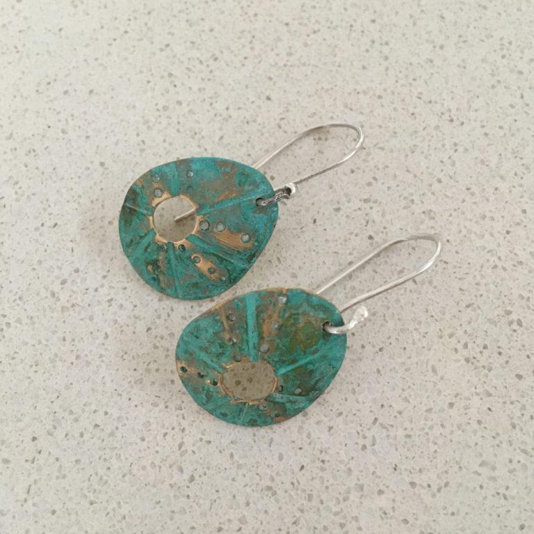 Susan Peacock - Earrings #24