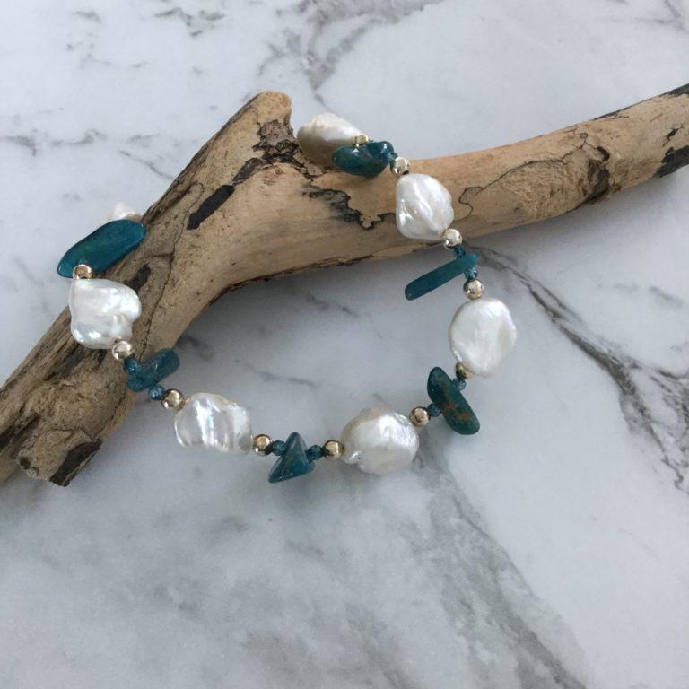 Christine Sadler - Beaded Bracelet #3