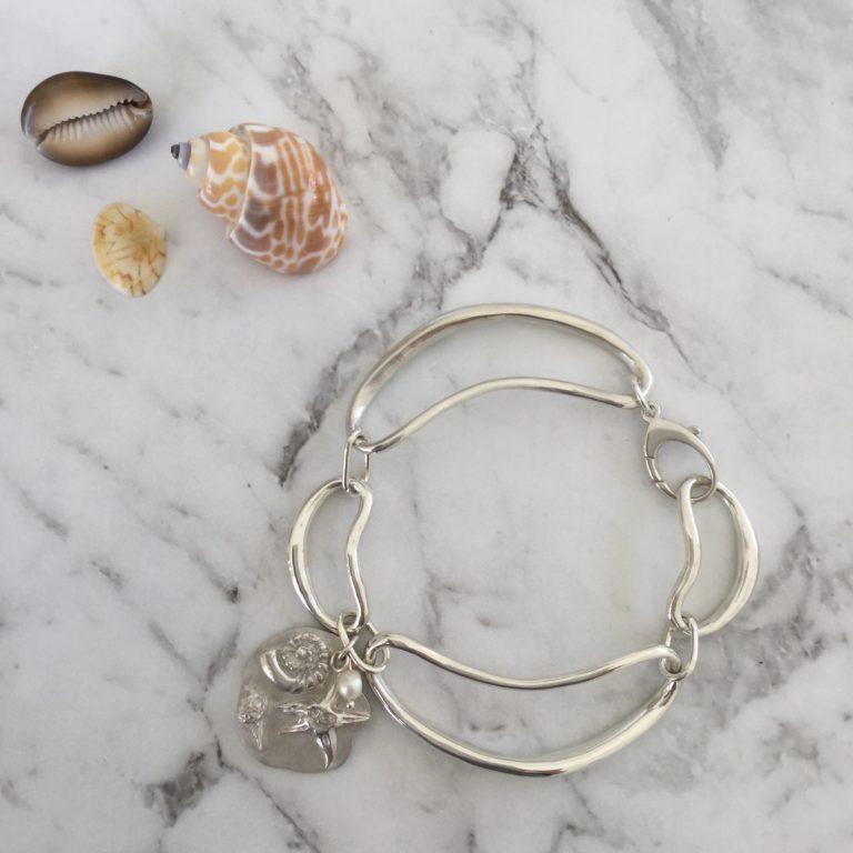 Christine Sadler - Water's Edge Bracelet #1