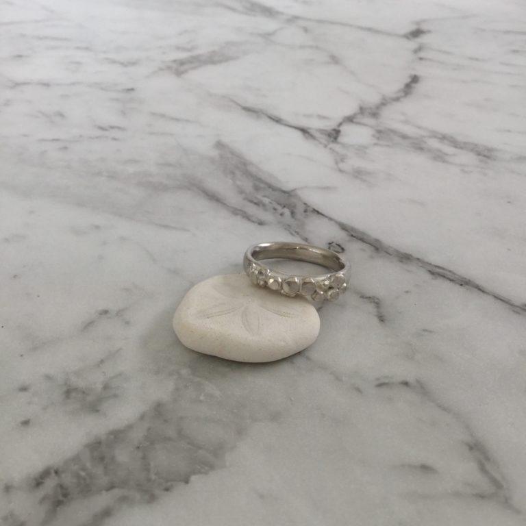 Christine Sadler - Pebble Ring #1