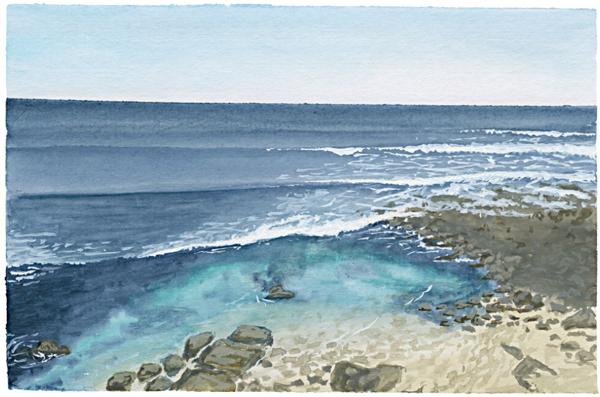 Catherine Atkinson - Nahoon Reef