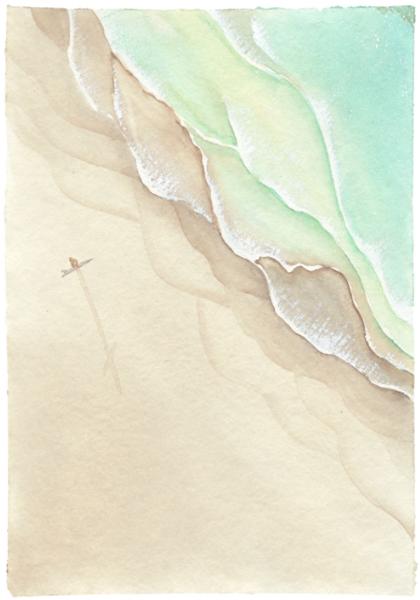 Catherine Atkinson - Sunrise Shadows