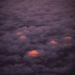 Tanya Lake - Above Clouds