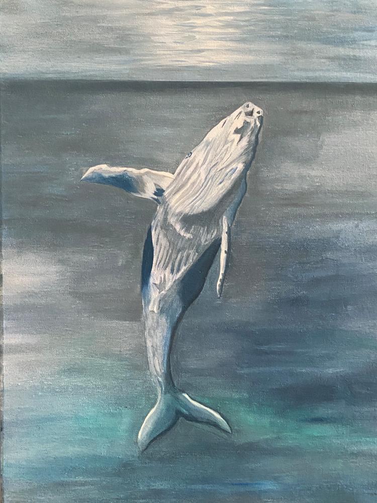 Tanya Lake - Mother Whale