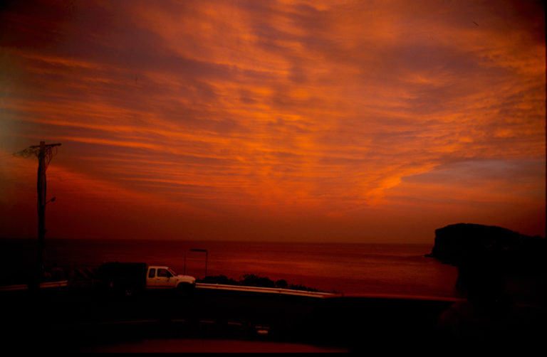 Tanya Lake - Whaley Sunset