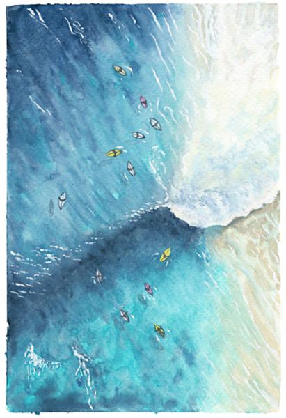Catherine Atkinson - Whale Beach