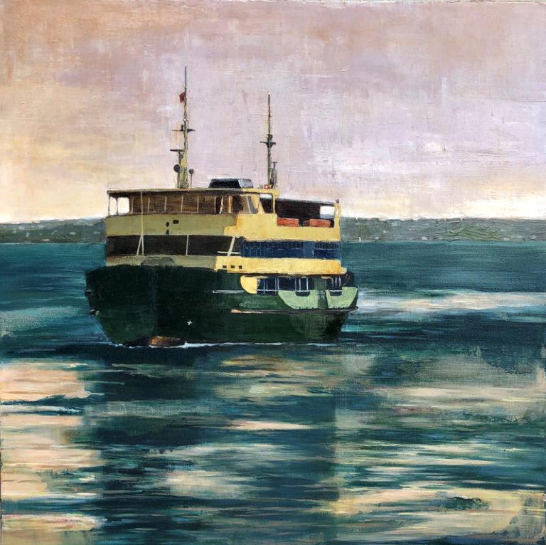 Arrival - Kirsty Gautheron
