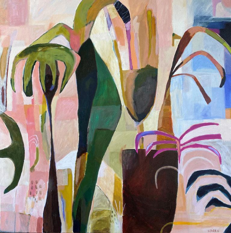 Leigh Vardanega - Desert Palms