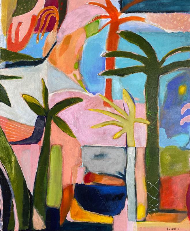 Leigh Vardanega - Palms