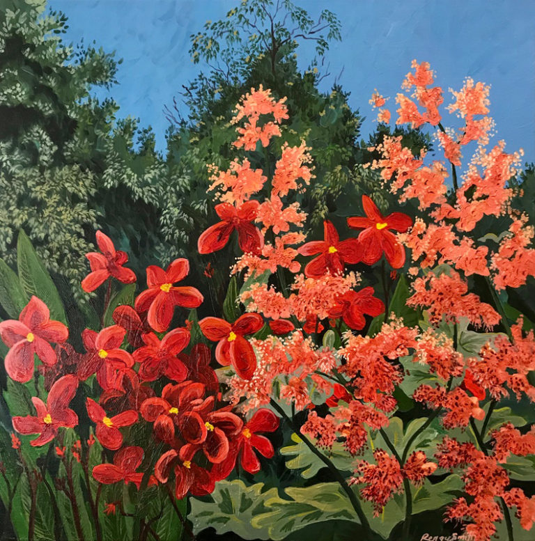 Renay Smith - Canna Lillies