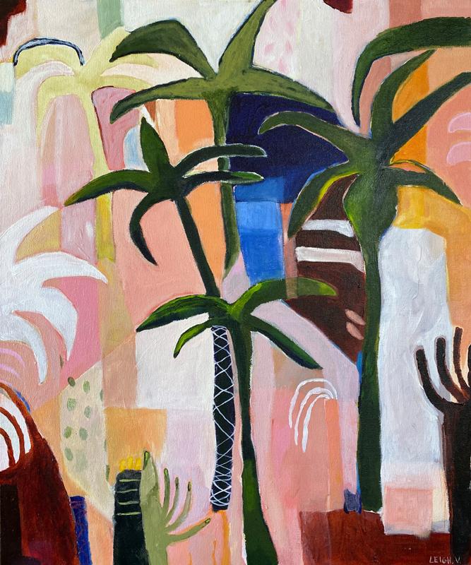 Leigh Vardanega - The Oasis