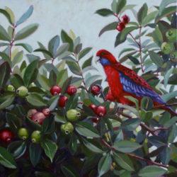 Sarah Waghorn - Strawberry Guava Thief