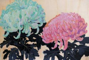 Robyn Biviano - Chrysanthemums