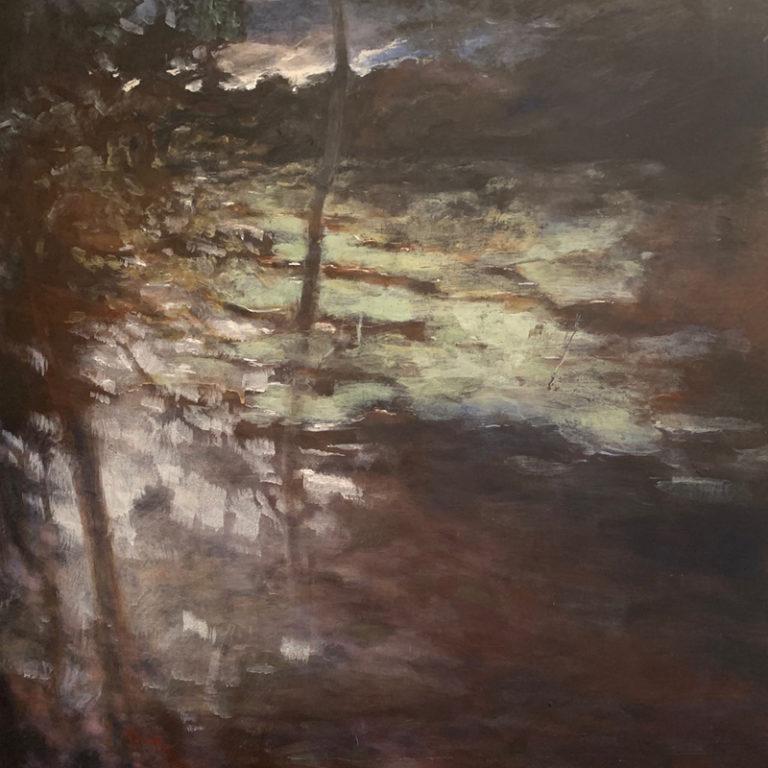 Tony Hooke - Darkening by the Creek