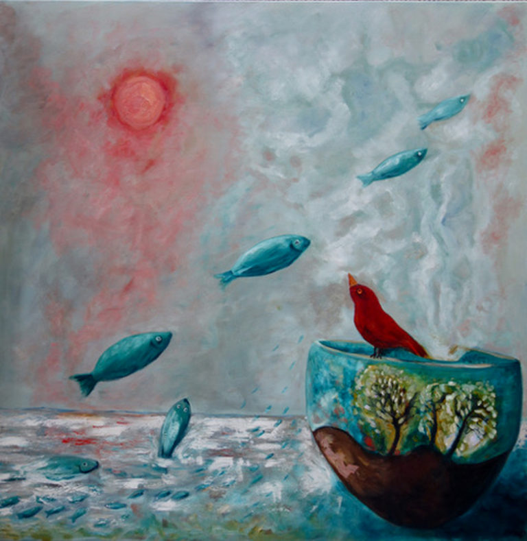 Susannah Paterson - I Told You There'd be Fish