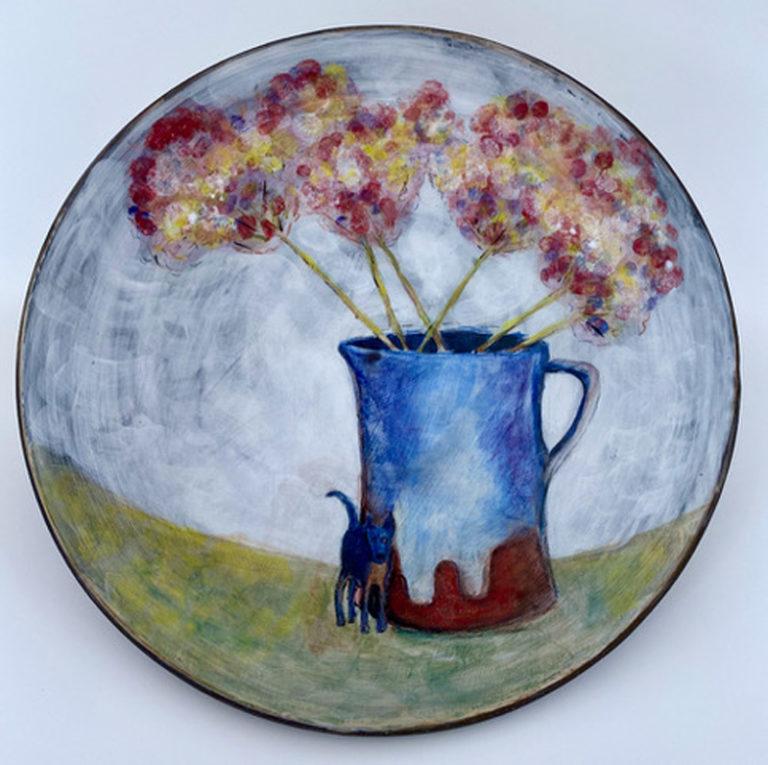Susannah Paterson - Meg On A Plate